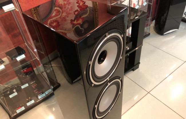 TANNOY REVOLUTION XT 6F GLOSS BLACK 2.jpg